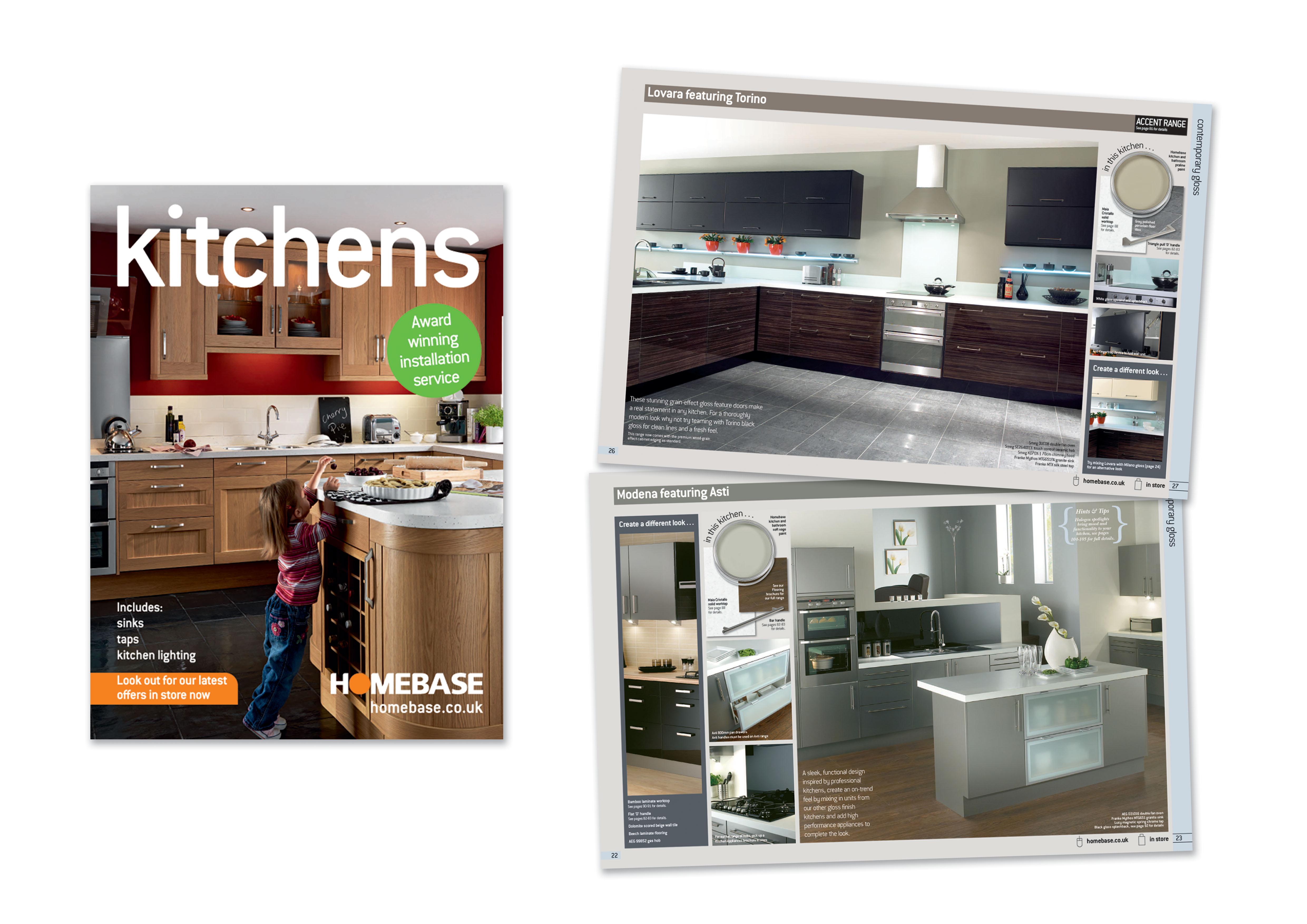 Homebase Kitchen Furniture